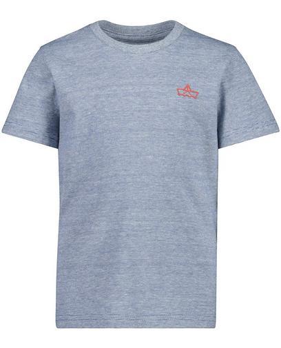 Fein gestreiftes T-Shirt